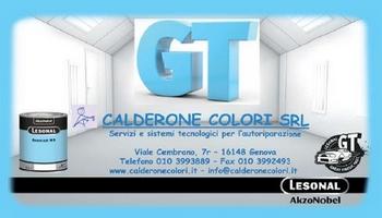 CALDERONE COLORI