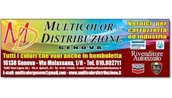 multicolor genova